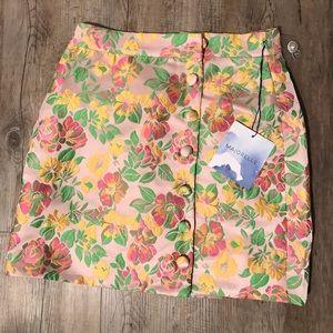 MAJORELLE Skirts - MAJORELLE Mini Skirt